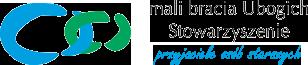 Logo Stowarzyszenia mali bracia Ubogich