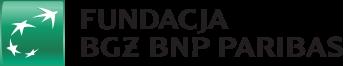 Logo Fundacji Banku BGŻ BNP Paribas